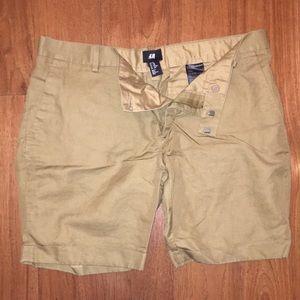 H&M 34Regular Chino Shorts